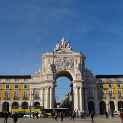 Lissabons Altstadt