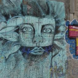 Streetart in Almada