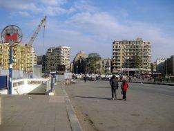 Tahrir Platz Kairo