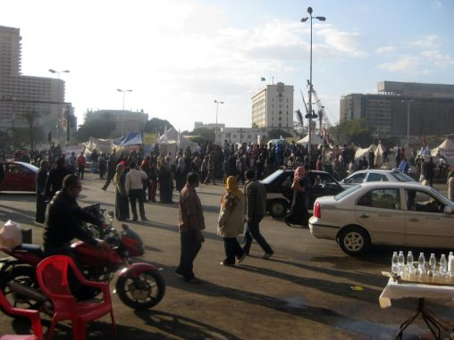 Demonstration in Kairo