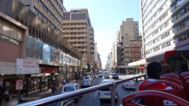Straßen von Johannesburg