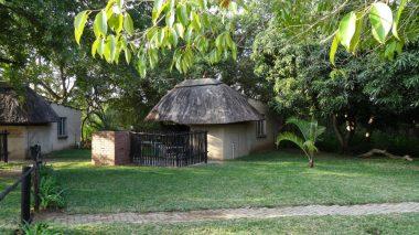 Unsere Unterkunft am Krüger Park