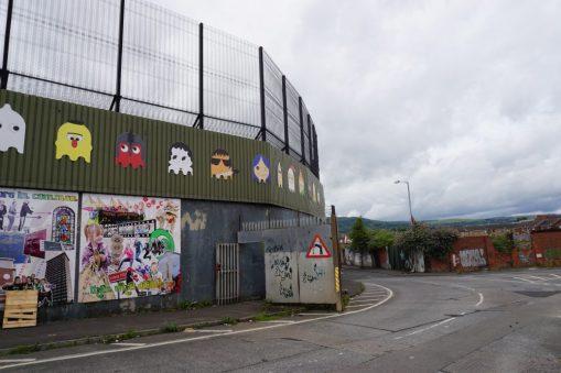 Friedenslinie Belfast