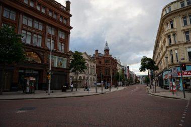 Innenstadt Belfast
