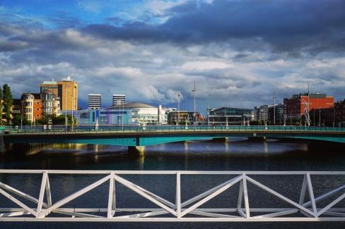 Hafencity Belfast
