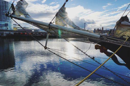 Hafen Belfast